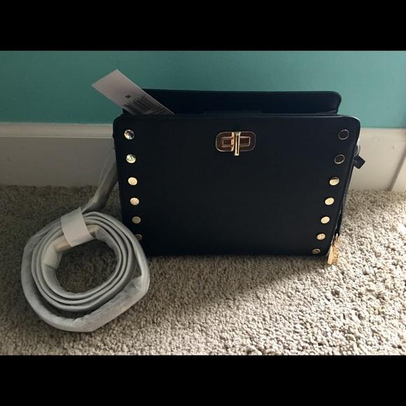 cb89028d9dcc MICHAEL Michael Kors Bags | Sylvia Studded Leather Bag | Poshmark